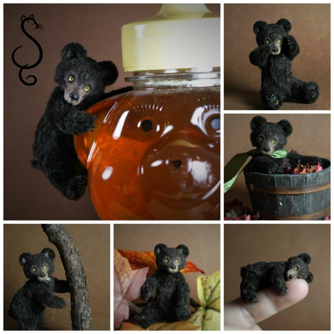 honeybearcollage