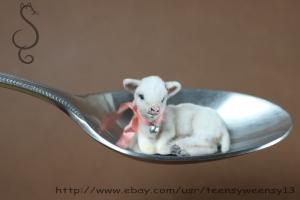 Lamb Spoon