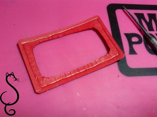 RW Upper Rim clip