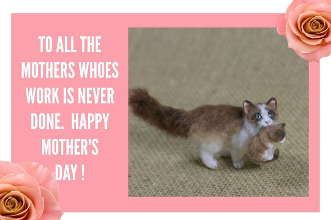 MOTHERS DAY KITTY