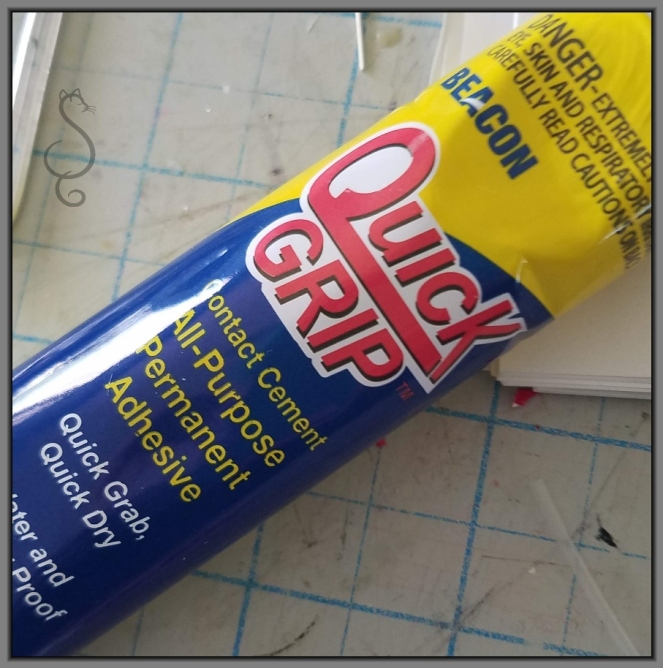 Quick Grip Glue